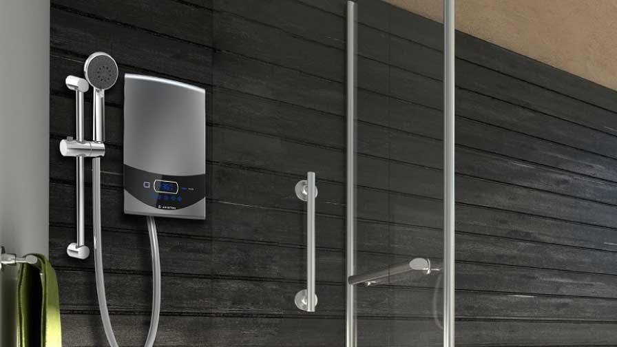 Smart Solar Water Heater